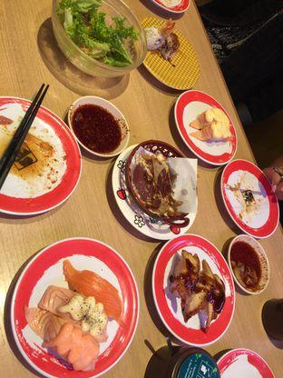 Foto 6 - Makanan di Genki Sushi oleh catharina candra