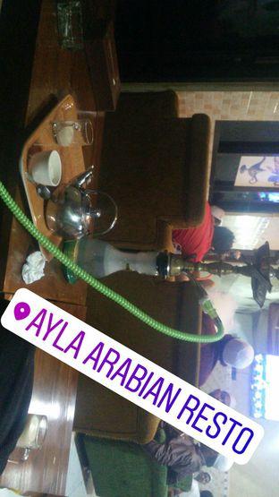 Foto - Makanan di Restaurant Ayla & Shisa Cafe oleh Muhammad Jufri