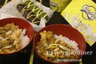 Foto review Chick 'n Roll oleh Farah Nadhya | @foodstoriesid  1