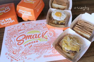 Foto review Smack Burger oleh oriezky Andreansyah 3