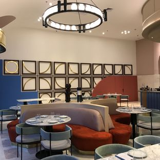 Foto 4 - Interior di Mare Nostrum - Grand Sahid Jaya Hotel oleh Della Ayu