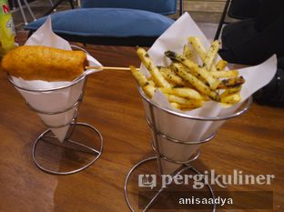 Foto 5 - Makanan di The Bunker Cafe oleh Anisa Adya