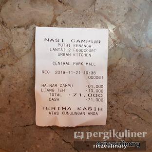 Foto review Nasi Campur Putri Kenanga oleh Ricz Culinary 2