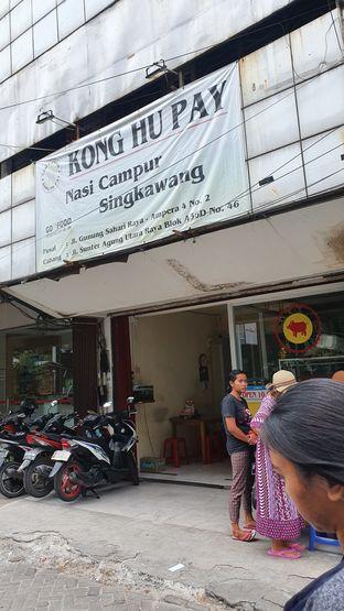 Foto 5 - Eksterior di Nasi Campur Kong Hu Pay oleh Naomi Suryabudhi