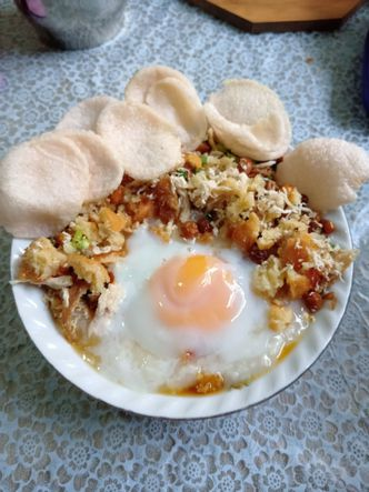 Foto Makanan di Bubur Ayam Bang Udin