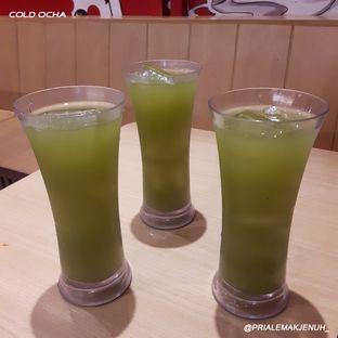Foto 7 - Makanan(Cold ocha) di RamenYA oleh Pria Lemak Jenuh