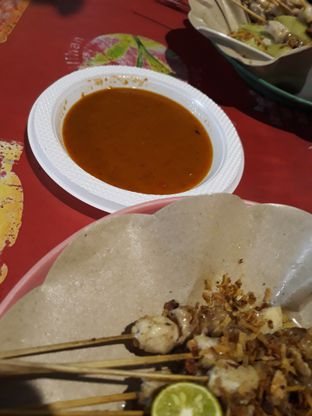 Foto 3 - Makanan di Sate Taichan Pak Man oleh Maissy  (@cici.adek.kuliner)