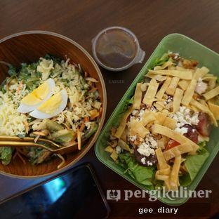 Foto 2 - Makanan di Crunchaus Salads oleh Genina @geeatdiary