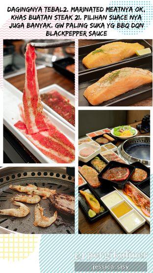 Foto 1 - Makanan di Steak 21 Buffet oleh Jessica Sisy