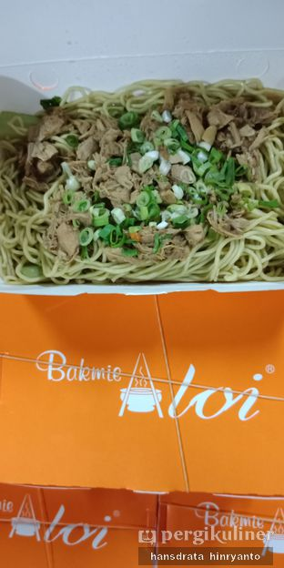 Foto - Makanan di Bakmie Aloi oleh Hansdrata Hinryanto