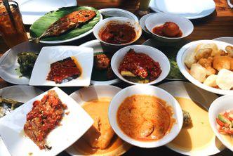 Foto Makanan di Padang Merdeka