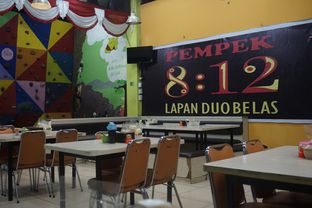 Foto 3 - Interior di Lapan Duobelas Palembang Resto oleh yudistira ishak abrar