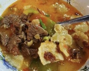 Foto - Makanan di Soto Betawi H. Mamat oleh priyadi priyadi