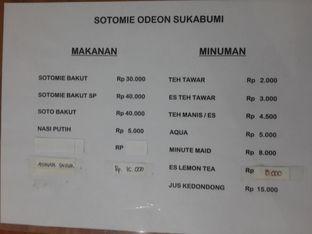Foto 1 - Menu di Sotomie Bakut Odeon oleh @stelmaris