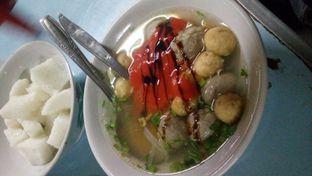 Foto 1 - Makanan di Bakso Pak Sabar oleh achmad yusuf