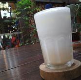 Foto Vanilla Latte di Eiger Coffee