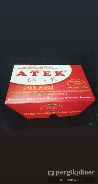 Foto review Atek oleh Ruly Wiskul 2