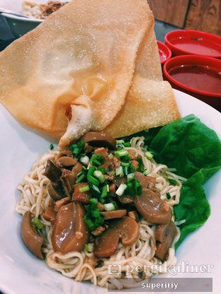 Foto 2 - Makanan(mie ayam jamur) di Mie Kedondong oleh @supeririy
