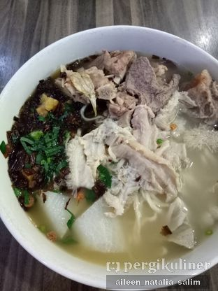 "Foto - Makanan di Soto Mie ""AGIH"" Sukabumi oleh Aileen Natalia Salim"