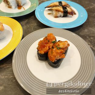 Foto review Sushi Go! oleh JC Wen 4