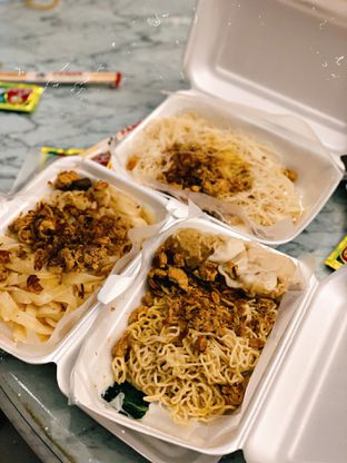 Foto 2 - Makanan di Bakmi Bangka Asli 17 oleh Isabella Chandra