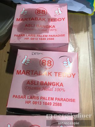 Foto review Martabak Teddy 88 oleh bataLKurus  6