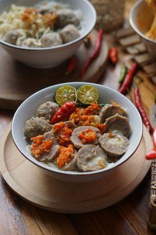 Foto 3 - Makanan di Bakso Desa oleh Nanakoot