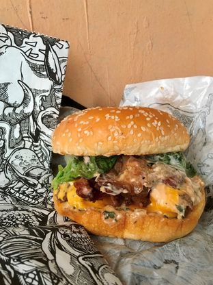 Foto review Lawless Burgerbar oleh Prido ZH 6