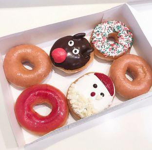 Foto - Makanan di Krispy Kreme oleh deasy foodie