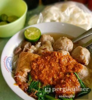 Foto 1 - Makanan di Bakso Jono Mukti oleh Asiong Lie @makanajadah