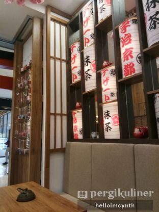 Foto review Uji Matcha oleh cynthia lim 3