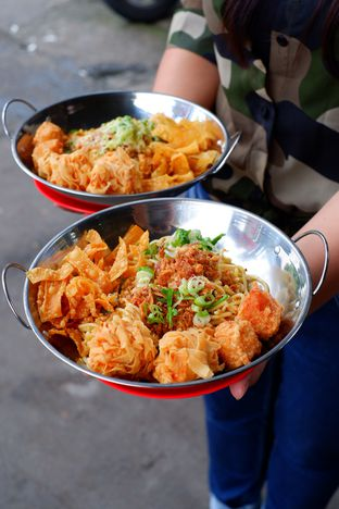 Foto 5 - Makanan di Oseng Mie Jontor oleh Hendry Jonathan
