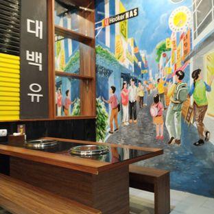 Foto 6 - Interior di Daebagyu Korean BBQ oleh yeli nurlena