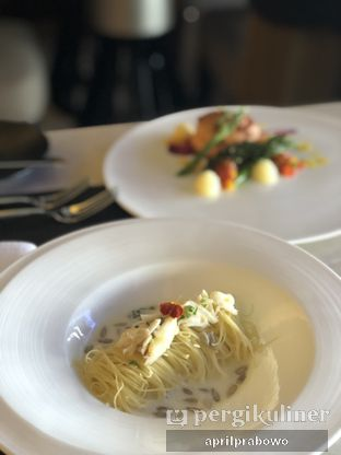 Foto 4 - Makanan(Angel Hair with Crab) di Basic Instinct Culinary oleh feedthecat