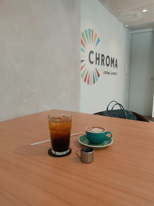 Foto review Chroma Coffee and Eatery oleh Carolin Lim 2