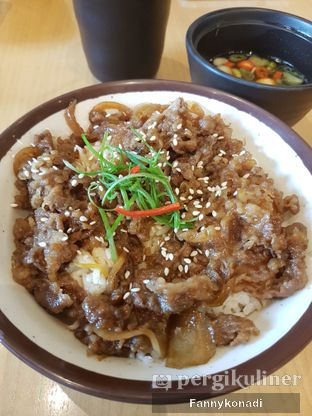 Foto 1 - Makanan di Gyu Jin Teppan oleh Fanny Konadi