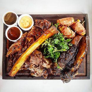Foto - Makanan(Beef Plater) di Bluegrass oleh Eric  @ericfoodreview