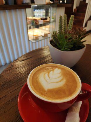 Foto 1 - Makanan(Hazelnut cafe latte) di Mura Kedai Kopi oleh Gabriel Yudha | IG:gabrielyudha