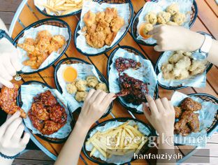 Foto review Wingstop oleh Han Fauziyah 2