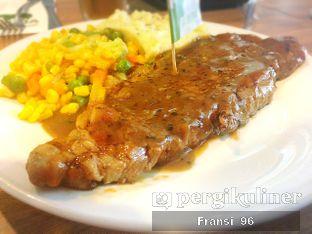 Foto 1 - Makanan di Abuba Steak oleh Fransiscus