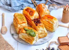 Setelah Thai Tea Kini Ada Thai Bun, Roti Thailand yang Sedang Viral