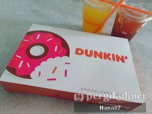 Foto 3 - Makanan di Dunkin' Donuts oleh Nana (IG: @foodlover_gallery)