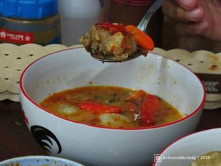 Foto 1 - Makanan di Baso Jewol Abah oleh Kuliner Addict Bandung