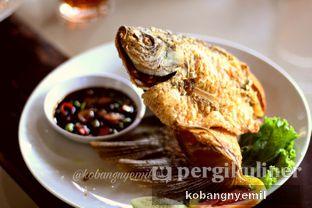 Foto 1 - Makanan di Talaga Sampireun oleh kobangnyemil .
