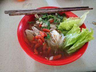 Foto Makanan di Bakmi Alui