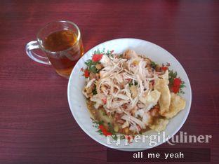 Foto review Bubur Ayam Spesial Khas Cianjur oleh Gregorius Bayu Aji Wibisono 1