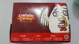 Foto review Chicken Crush! oleh Alvin Johanes  1