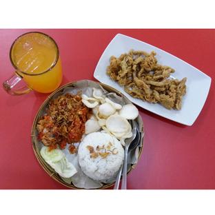 Foto - Makanan(Paket Hemat ) di Gerobak Ayam Geprek oleh melisa_10