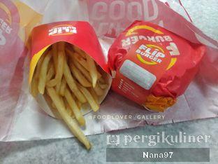 Foto 2 - Makanan di Flip Burger oleh Nana (IG: @foodlover_gallery)