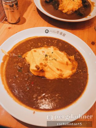 Foto 3 - Makanan(Minced Beef Omelette Curry) di Coco Ichibanya oleh Rachel Intan Tobing